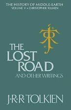 The Lost Road: Volume 5 (History of Middle-Earth), Tolkien, J.R.R., Acceptable B