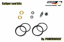 Aprilia RSV 1000 R Mille rear brake caliper seal repair kit 2000 2001 2002 2003