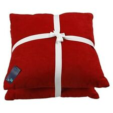 """Suede Throw Pillow 2 Pack (18""""x18"""") - Room Essentials™"""