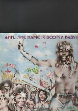 BOOTSY'S RUBBER BAND - ahh... the name is bootsy baby LP