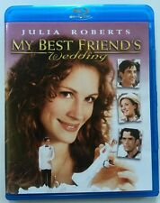 MY BEST FRIENDS WEDDING BLU RAY MASTERED IN 4K JULIA ROBERTS FREE WORLD SHIPPING