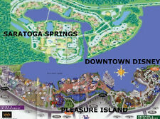 Disney's Deluxe Saratoga Springs Resort 6 Days and 5 Nights - Walt Disney World