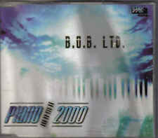 BOB LtD-Piano 2000 cd maxi single eurodance holland