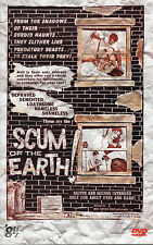 Scum of the Earth / Spider Baby - Limited 84 Hardbox -