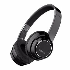 MEE audio Wave AF36 Stereo Bluetooth Wireless Headphones with Built-in Headset