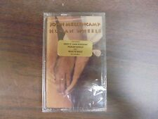 "NEW SEALED ""John Mellencamp"" Human Wheels   Cassette Tape (G)"