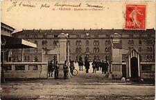 CPA MILITAIRE Valence-Quartier du Chasseurs (315989)