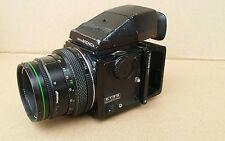 Zenza Bronica ETR/w 75mm f2.8 Zenzanon EII Lens