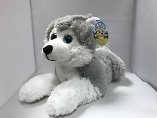Husky Toys Assorted Plush Cuddly Dogs 19in 48cm Dog Lovers Gift