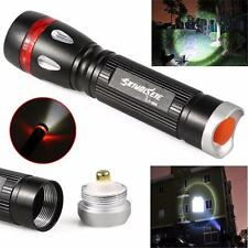 3000 Lumens 3 Modes CREE XML T6 LED 18650 Flashlight Torch Lamp Light Outdoor V