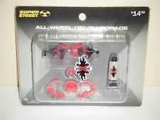 Xmods RC Car Parts Gen 1 AWD All Wheel Drive Upgrade