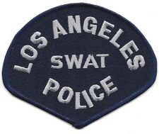 Policía de los angeles los angeles * SWAT * Police top-Patch SEK placa de policia Patch
