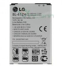 Batteria originale LG BL-41ZH 1900mAh per L50 D213N 3,8V ricambio sostitutiva