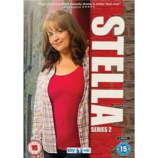 Stella Season 2 TV Series New DVD Region 4 (3 Discs)
