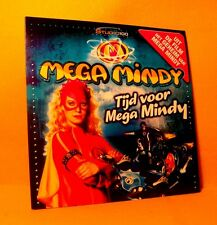 Cardsleeve single CD Mega Mindy Tijd Voor Mega Mindy 2TR 2009 Soundtrack