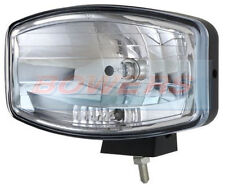 BOREMAN SOLAS 1600 CLEAR OVAL DRIVING SPOTLIGHT SPOTLAMP LIKE HELLA JUMBO 320FF