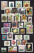 101393/ Blumen und Pflanzen - schönes Lot - o - nichts gerechnet - siehe scan