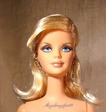 Nude I dream of winter Barbie Blonde hair for ooak or play