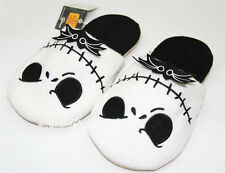 The Nightmare Before Christmas Jack Skellington Plush Warm Soft Slippers UK