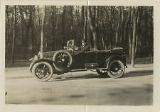 PHOTO ANCIENNE - VINTAGE SNAPSHOT - VOITURE TACOT AUTOMOBILE AUTO - CAR 1926