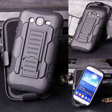Future Armor Holster Cover Case For Samsung Galaxy Grand Neo I9060 i9080 i9082