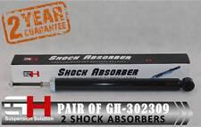 2 NEW REAR GAS SHOCK ABSORBERS FOR FIAT STILO 192 BRAVO II 198 ///GH-302309///