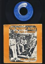 The Moody Blues - I'm Just a Singer - For My Lady - 7 inch Vinyl - BELGIUM