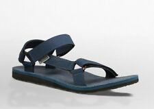 New Teva Original Universal Menswear Sandal Casual Streets Beach Men 9 Navy Blue