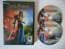 SPELL FORCE THE ORDER OF DAWN - PC