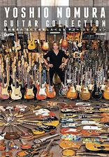 Guitar Magazine Book YOSHIO NOMURA Vintage Guitar Collection144 pages F/S NEW!