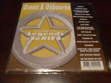 LEGENDS KARAOKE CD+G VOL 225 BILLY OCEAN & JEFFEREY OSBOURNE L.T.D.  NEW