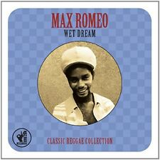 Wet Dream Classic Reggae Collection - Max Romeo (2014, CD NEUF)2 DISC SET
