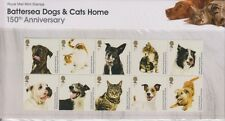 GB 2010 BATTERSEA DOGS AND CATS PRESENTATION PACK No.438 SG:3036-3045 MINT STAMP