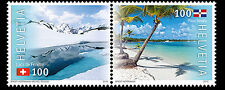 Zwitserland / Suisse - Postfris/MNH - Joint issue Dominican Republic 2016