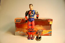Hasbro Action Man Street Luge with Box incomplete 2000