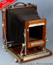 DEARDORFF 4X5 SPECIAL LARGE FORMAT HANDCRAFTED WOODEN FIELD CAMERA
