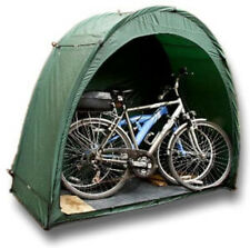 BICYCLE GARDEN-STORAGE, BIKE CAVE, TIDY TENT, BIKE COVER, CYCLE SHED