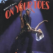 On Your Toes 2002 by Richard Rodgers; Lorenz Hart; Christine Andreas ExLibrary