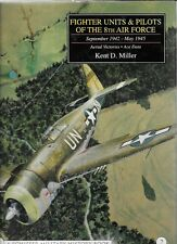 Schiffer Fighter Units Of The 8th Air Force Vol. II Aerial Victories Ace Data