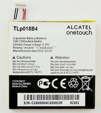 BATTERIA ORIGINALE ALCATEL 1500MAH PER ONE TOUCH IDOL OT 6030D TLP014B4 +FLAT