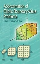 Approximation of Elliptic Boundary-Value Problems (Dover Books on Mathematics)