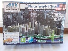 4D City Scape New York City Puzzle Glow In Dark