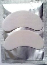 50 pairs Eyelash Extension Under Eye Gel Patches Lint Free Eye Pads or for Tints