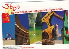 Publicité - cpm - Destinations Languedoc Roussillon - www.sunfrance.com