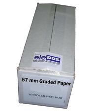 Fino a rotoli per adattarsi OLIVETTI 6100 ecr-300 ECR 300