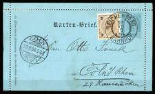 Österreich Nr. K 15, 51 Brief (1686009219)