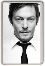 NORMAN REEDUS AKA DARYL DIXON THE WALKING DEADFridge Magnet 01
