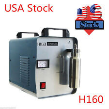 H160 75L110V Oxygen Hydrogen Flame Generator Acrylic Polishing Machine -USA!!!