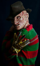 Freddy Krueger nightmare on elm street Fedora not mask sweater glove