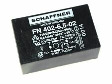 Schaffner FN 402-6,5-02 Power Line Filter Module